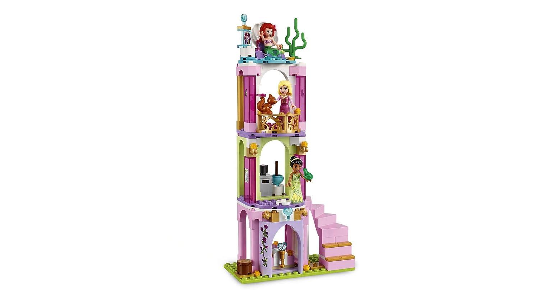 Ariel and Tiana/'s Royal Celebration 41162 Building Kit New 2019 282 Pieces LEGO Disney Aurora
