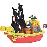 Barco Aventura Pirata Emb.SACO PLÁSTICO-Mercotoys