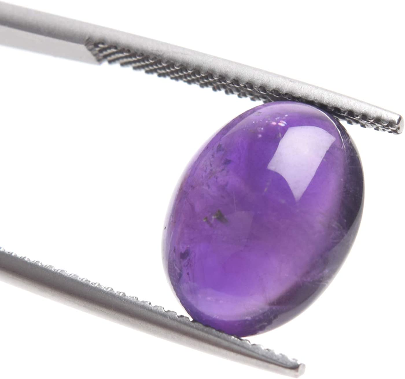 Natural Amethyst Cab Lot Loose Gemstone For Jewelry P-1780 Details about  /9X11 MM Oval AAA++