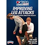 Improving Leg Attacks & Building a Successful Wrestling Program