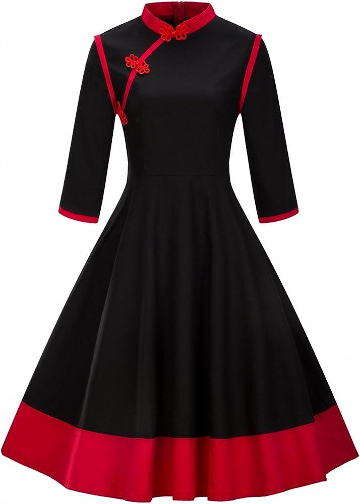 Amazon.com: Babyonlinedress – Vestido Étnico vestido estilo ...