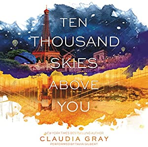 Ten Thousand Skies Above You Audiobook