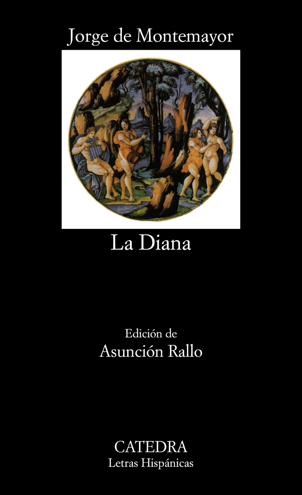 Download Los siete libros de La Diana (Letras hispanicas, Vol. 332) (Spanish Edition) pdf