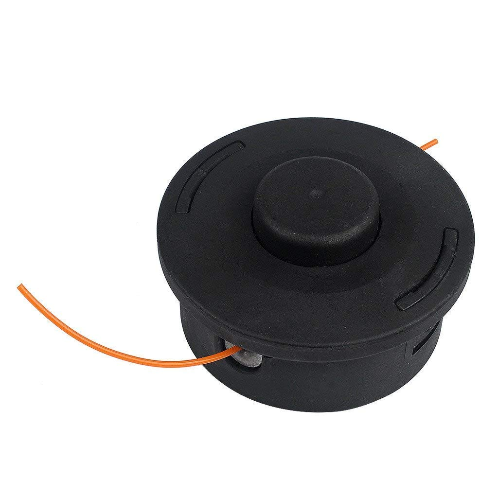 25-2 Bump Feed Trimmer Head 10mm x 1.0 LHF for STIHL FS80 FS81 FS85 FS86 FS87 FS100 FS106 FS108 FS110 FS120 FS130 FS200 FS250 Trimmer Weedeater by Hezovpr