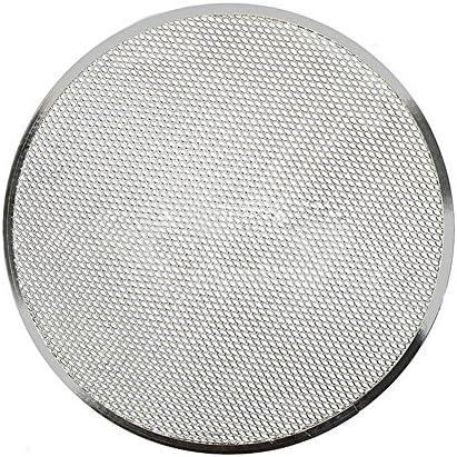 Pizza de Aluminio Antiadherente para Horno de 6 a 14 Pulgadas, Bandeja de Malla Plana para Horno, Utensilios de Cocina, Utensilios de Cocina 10