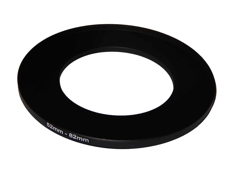 vhbw adattatore per filtro step UP 52-82mm per Nikon AF-S 18-55 mm 3.5-5.6 DX VR G II