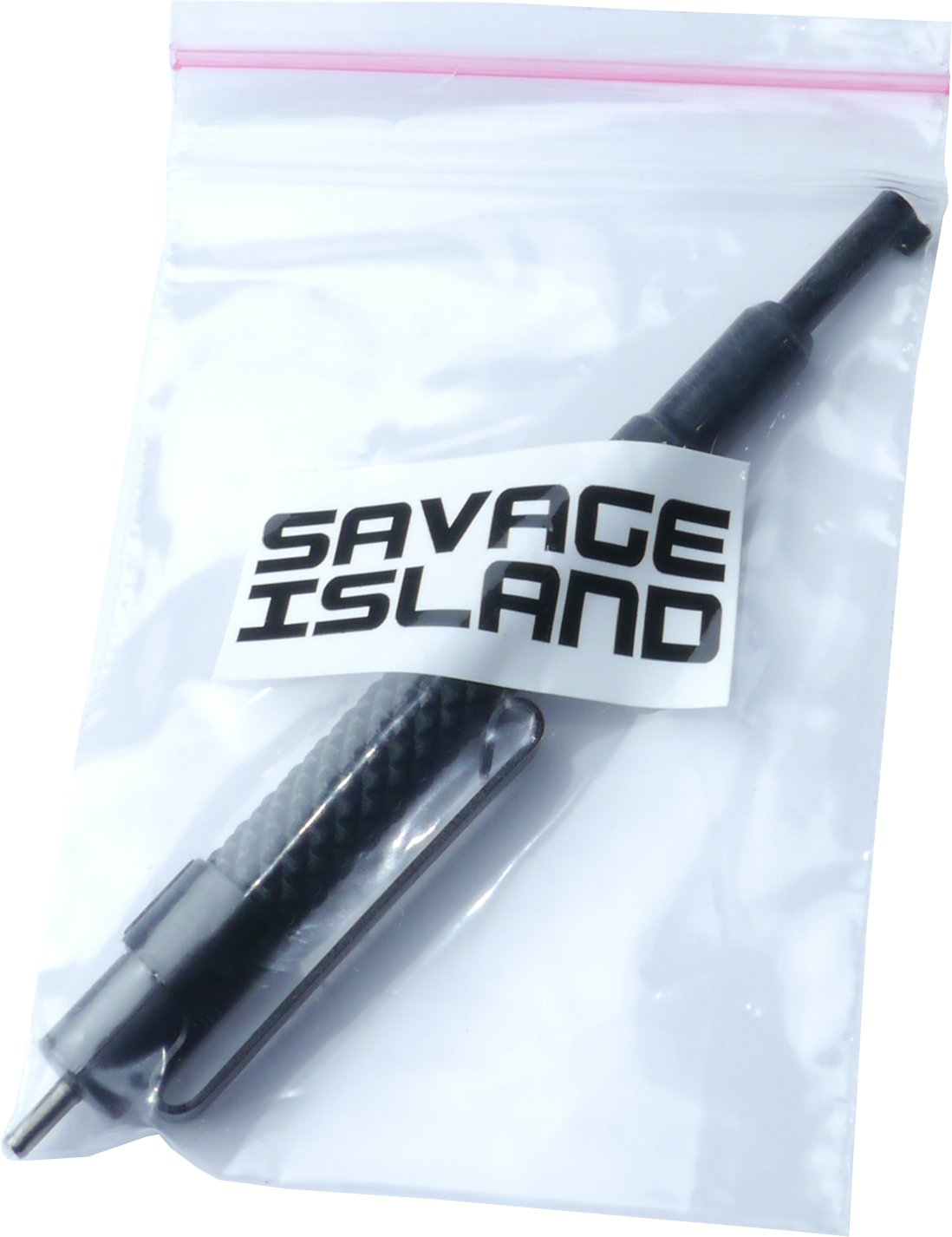 Savage Island Tactical Security Long Reach Handcuff Key with Pocket Clip