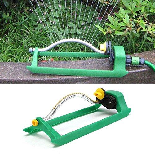 Aspersor Cuadrado Aspersores De Riego Automatico,Aspersor Flexible para Jardín,Filtro De Suciedad