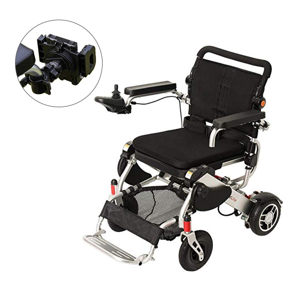 F KD FoldLite Folding Electric Power Wheelchair