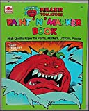 Attack of the Killer Tomatoes Paint and Marker Book, Golden Books Staff, 0307016277