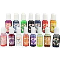 HEALLILY resina epoxi pigmento de resina líquida pigmento