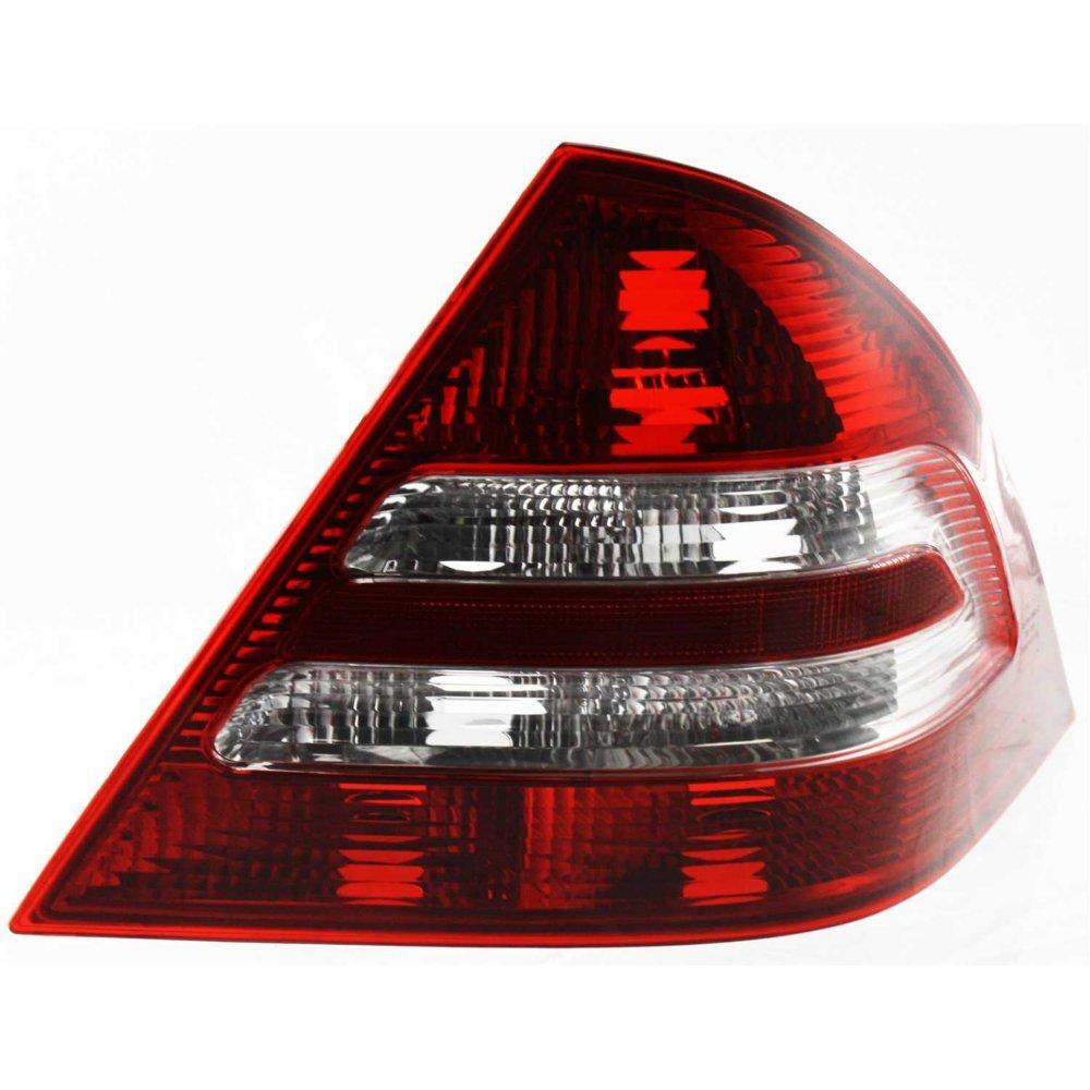 Amazon.com: Evan-Fischer EVA15672033346 Tail Light for Mercedes Benz C-Class  05-07 Lens and Housing Sedan Right Side: Automotive
