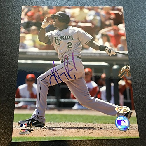 Hanley Ramirez Signed Autographed 8x10 Photo Picture Marlins Red Sox
