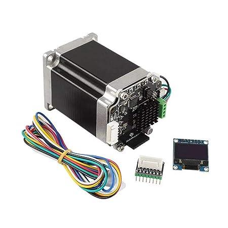 ZSYUN Accesorios para impresoras 3D Lazo Cerrado 57 Motor de ...
