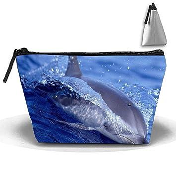 Dolphin Play High-capacity Storage Bag Multi-purpose Storage Bag Portable Bag Trapezoidal Storage Bag