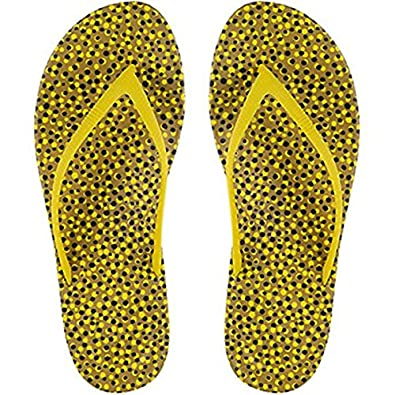 f6ab1240b86e2 Image Unavailable. Image not available for. Color  FitFlop Women s iQushion  Ergonomic Flip-Flop ...
