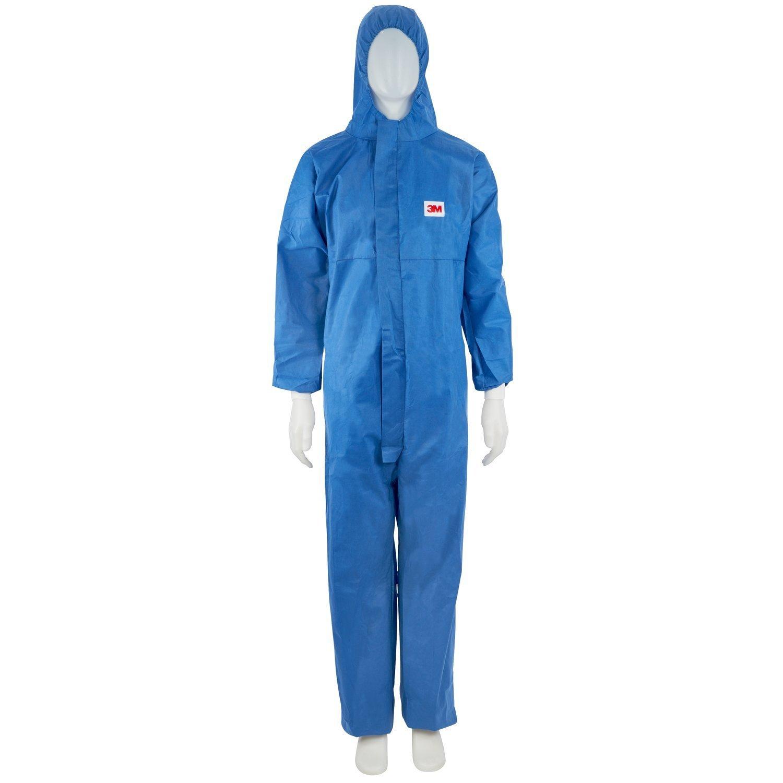 3M Schutzanzug 4530 XXL, blau+weiss Typ 5/6 Gr. XXL 4530XXL