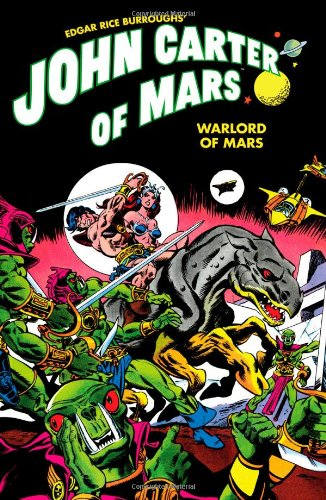 John Carter of Mars: Warlord of Mars