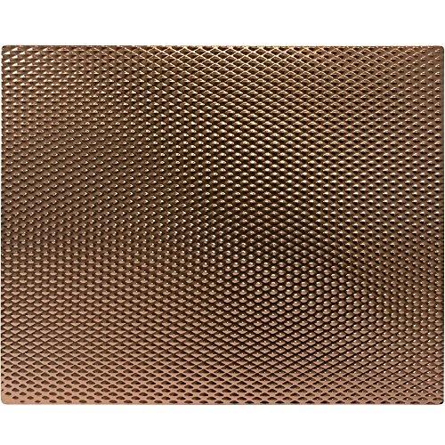 Range Kleen SM1720CWR Copper Insulated Counter Mat, 20 x 17 - Hot Insulated Mats