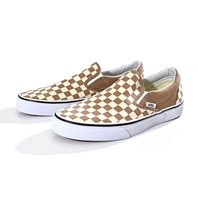 3ab0fcc387fc Vans Women s Classic Slip-on Trainers