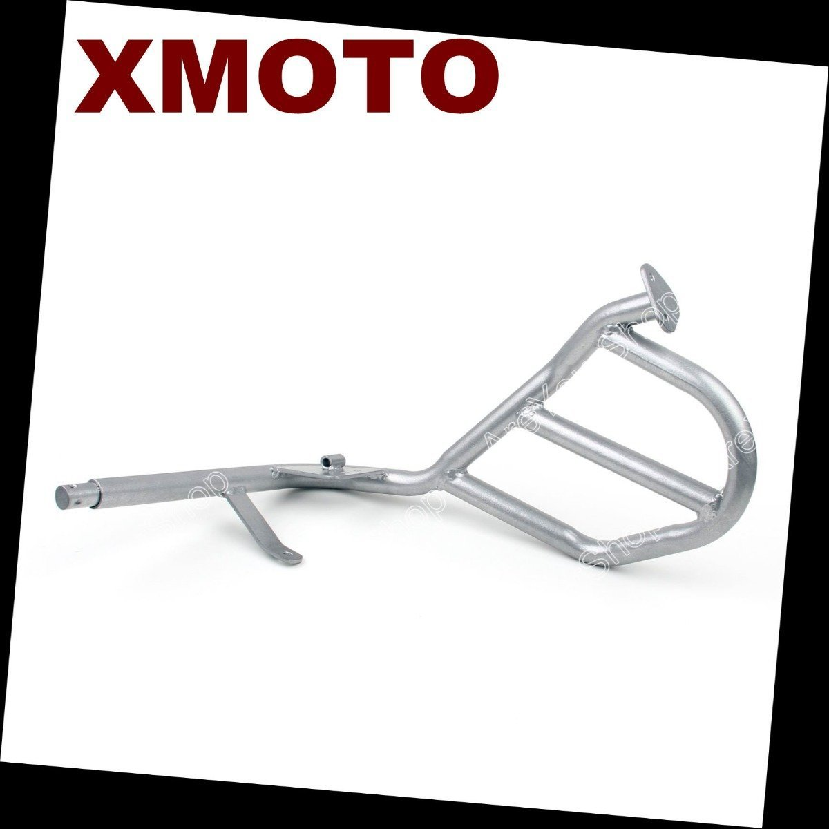 HTTMT A03- Motorcycle Saftey Upper Crash Bars Protection Compatible with Bmw R1200Gs 2004-2012 by HTTMT