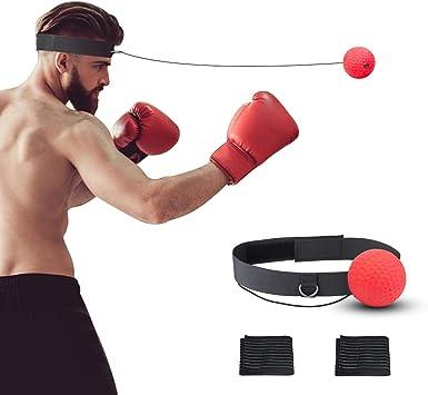 KATOOM Pelota Boxeo 4pcs Fight Ball Boxing Ball Pelota de Boxeo ...