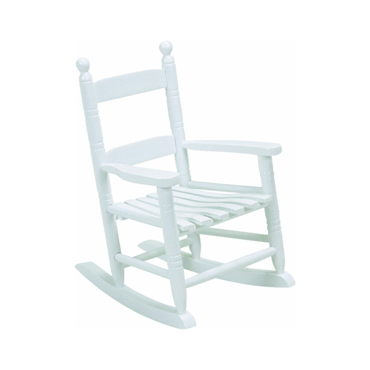 amazoncom jackpost kn10w classic childu0027s porch rocker white patio rocking chairs garden u0026 outdoor