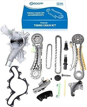 MOCA Timing Chain Kit for 05-10 Ford Mustang /& 97-10 Ford Explorer /& 98-10 Mercury Mountaineer /& 01-08 Mazda B4000 4.0L V6 SOHC 12 Valve