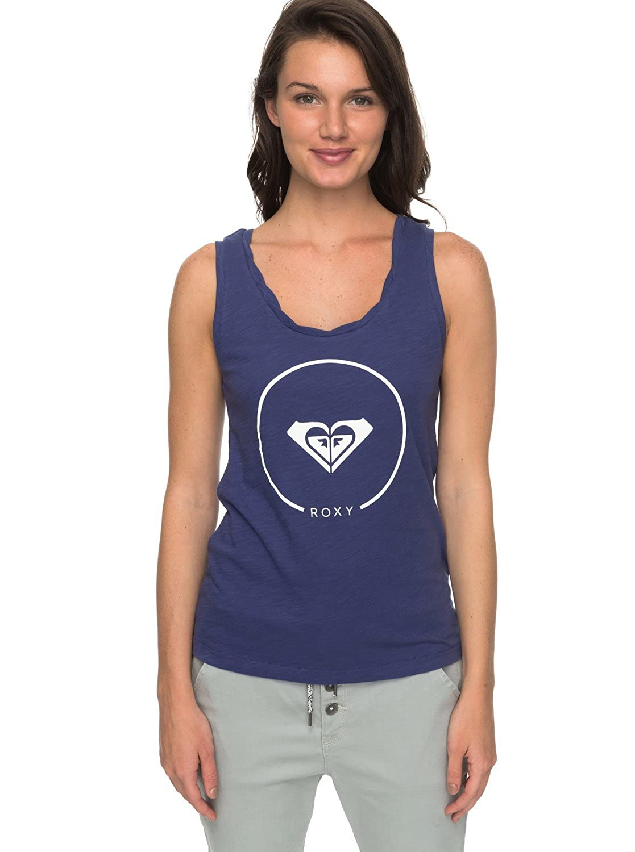Roxy Billy Twist Essential Top Camiseta, Mujer