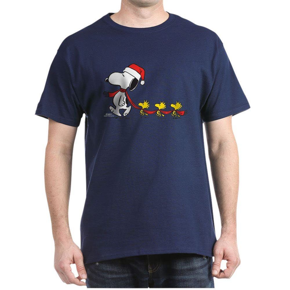 Snoopy And Bird Classic Tshirt