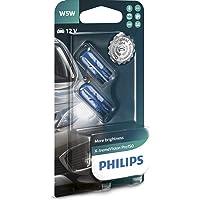 Philips X-tremeVision Pro150 W5W auto signalering lamp, dubbele blister