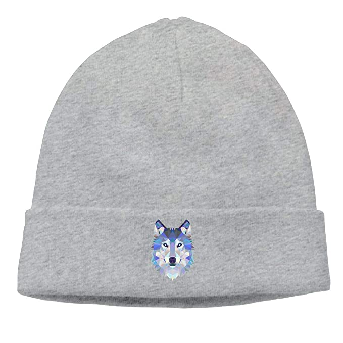 nordic runes Siberian Husky Dog Beanie Hat Winter Warm Knit Skull Cap for  Mens Womens at Amazon Men s Clothing store  e7b2ab5c5fc