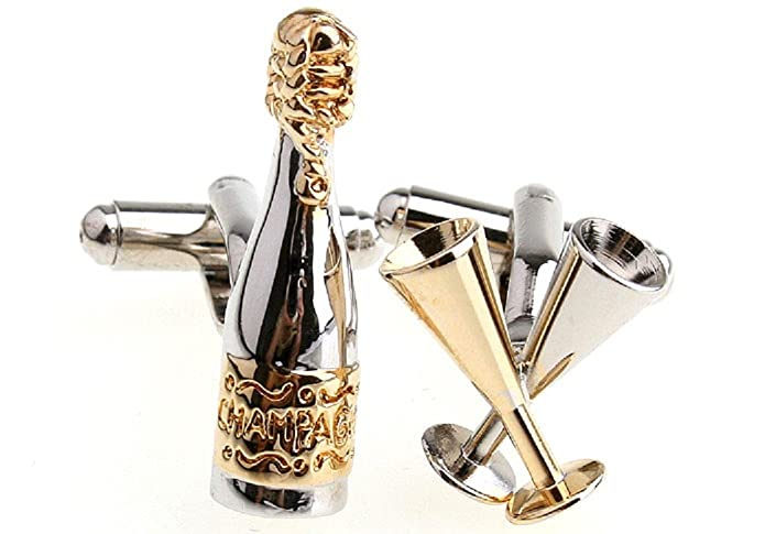 Review MRCUFF Champagne Wine Bottle