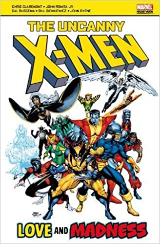 Book X-Men: Love and Madness (Uncanny X Men) by various (2010)