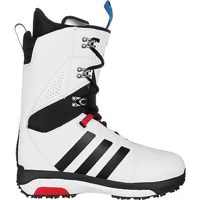 sale retailer b8e67 31235 Adidas Tactical ADV Snowboard Boot (FTWR White CORE Black Scarlet, 10.5)