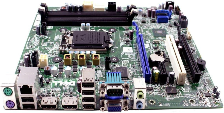 Dell Precision T1700 DDR3 SDRAM 4 Memory Slots 6 USB Ports Intel C226 Chipset LGA 1155 Socket Mini Tower Motherboard M5HN1 0M5HN1 CN-0M5HN1 48DY8 73MMW (Renewed)