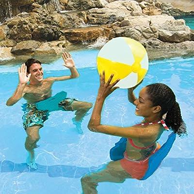 SwimWays Aquaria Saddle Seat: Toys & Games