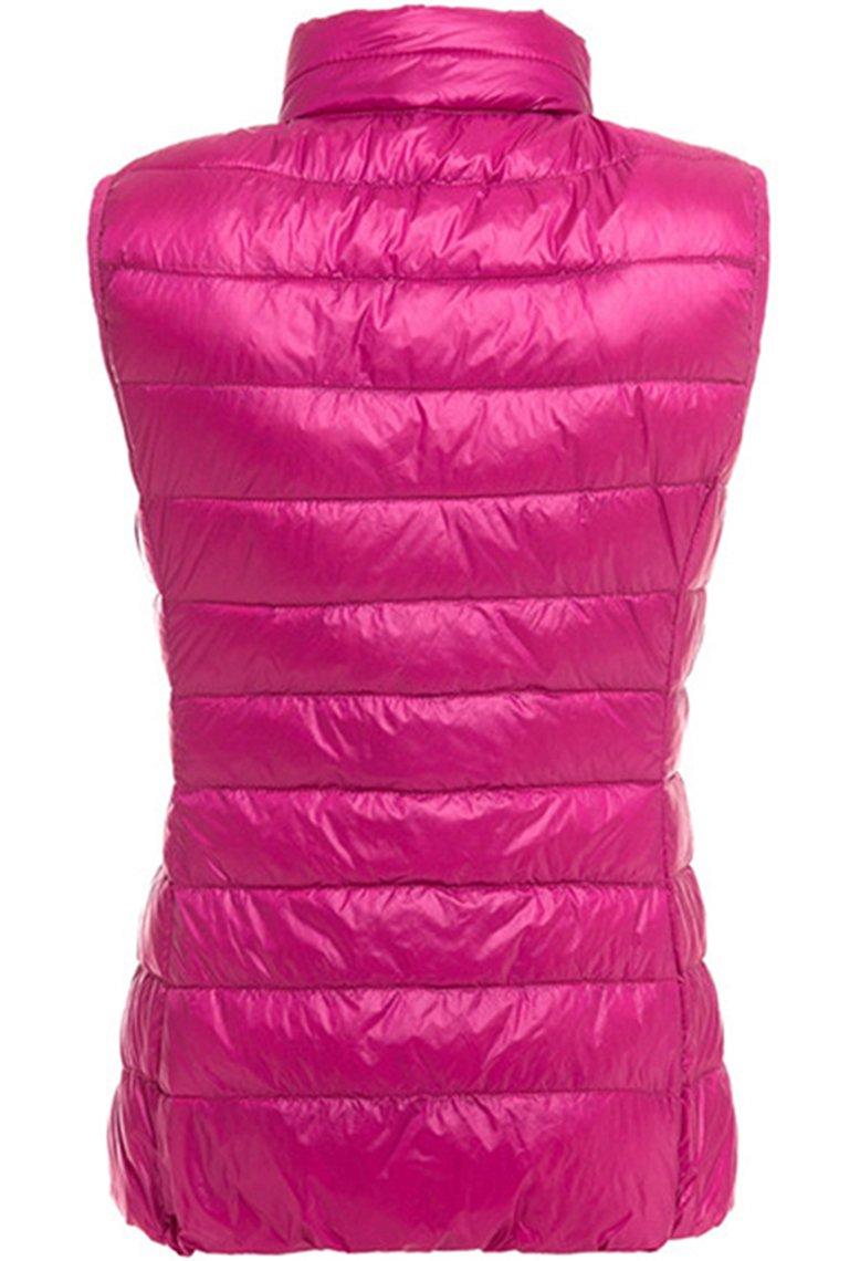 Lovache Down Vest Women Packable Lightweight Outwear Fashion Design