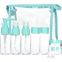 Cizen Set de Botellas Cosméticas (11 Piezas), Recipientes