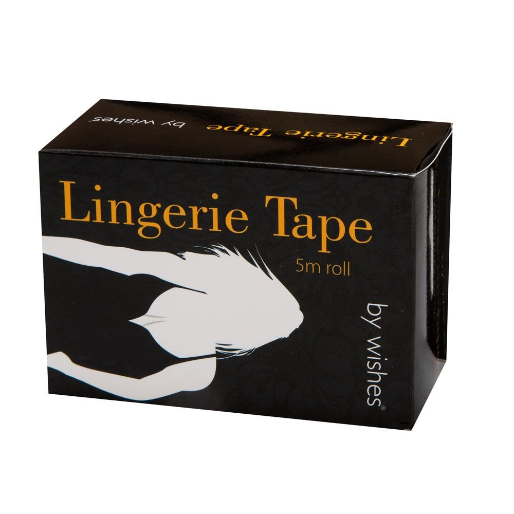 Caraselle Lingerie Fashion Body Tape 5 Metre Roll