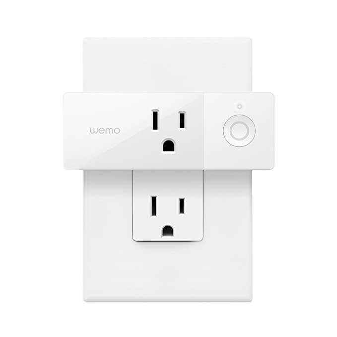 c14d39bb7e0b Amazon.com  Wemo Mini Smart Plug