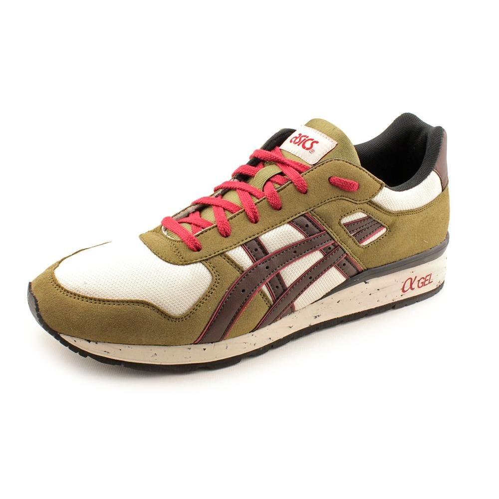 ASICS GT II Retro Sneaker B00B5HLYWK 9.5 D(M) US|Olive/Dark Brown