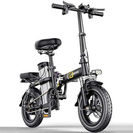 Bicicletas electricas Motor sin escobillas plegable de alta ...