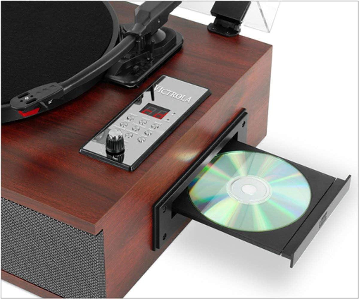 Victrola Park Avenue Sistema De Sonido Tocadiscos 5-1 Bluetooth ...