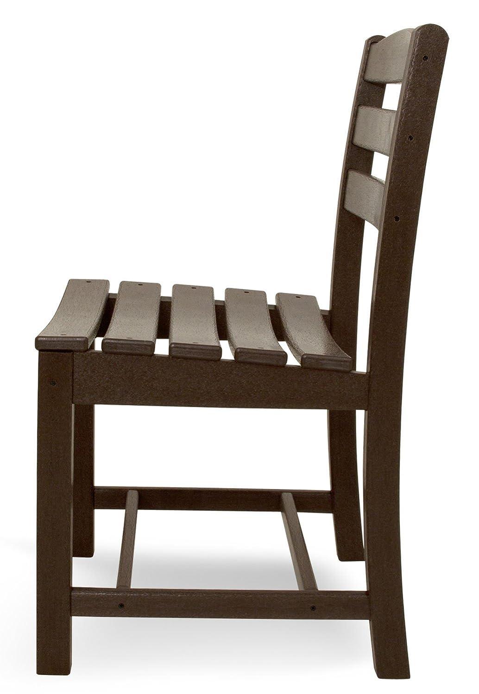 Amazon.com: polywood td100ma la Casa Café Side silla de ...