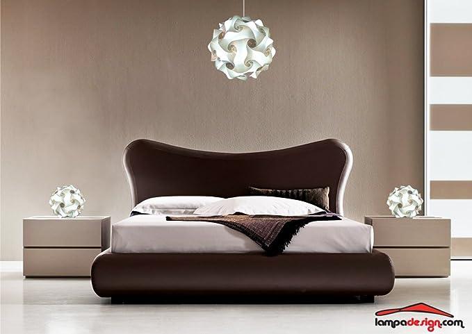 Lámparas fantastiche Camera de cama lámpara de techo bola 35 cm + ...