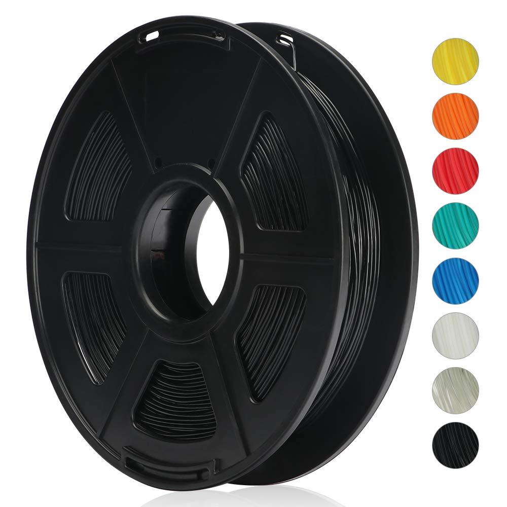 ANYCUBIC Flexible 1 75mm 500g TPU 3D Printer Filament (Black)