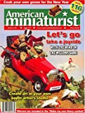 American Miniaturist: more info