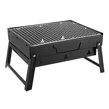 akaufeng BBQ – Barbacoa Parrilla de camping Portable Folding plegable Barbecue Grill de picnic barbacoa