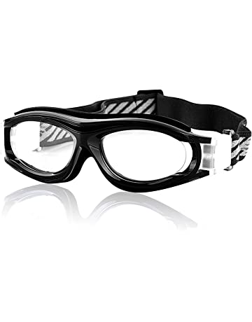 673a260ec8d Unisex Kids Sports Glasses Anti-UV Shock-Proof Protective Glasses Safety  Goggles w